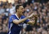 """""""Chelsea"""" į taurės pusfinalį žengė po vieno gražiausių sezono įvačių"""