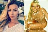 D. Andriuškaitė užtraukė B. Spears dainą: man tai labai daug reiškia...