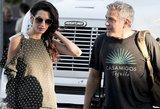 Amal ir George'as Clooney įsigijo įspūdingą pirkinį