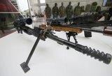 Lietuva perduos Ukrainai ginkluotės už beveik 2 mln. eurų