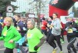 Pustrečio tūkstančio bėgimo entuziastų dalyvavo Neprikausomybės atkūrimo dienos šventėje Jonavoje