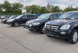 Automobilių taršos mokestis: kokios baudos lauktų nesumokėjusių