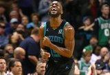"""NBA: stringantys """"Celtics"""", Dončičiaus dublis ir Embiido dominavimas"""