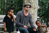 FTB susidomėjo Bradu Pittu: pasaulis šokiruotas