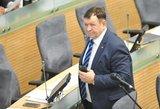 Prokuratūra Pūko nepalieka ramybėje: apskundė išteisinimą dėl priekabiavimo