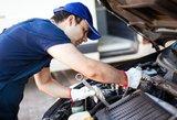 Dėmesio, vairuotojai: naujas būdas, kaip atlikti automobilių techninę apžiūrą