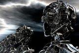 Technologijų genijus ragina drausti karo robotų gamybą