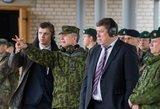 R. Karoblis ragina NATO priimti galutinį sprendimą
