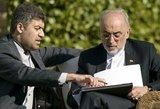 Diplomatai: preliminariai susitarta dėl svarbių sutarties su Iranu elementų