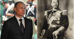 Kremliaus politikos likimas – Napoleono arba Nikolajaus II