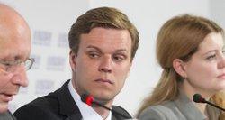 Gabrielius Landsbergis net nenori laimėti pirmininko rinkimų?