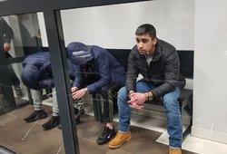 Visus tris Strazdauskaitės žudikus siūlo įkalinti iki gyvos galvos