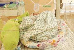 Prabilo apie sumuštą 3 mėnesių kūdikį: medikams teko skubiai imtis veiksmų