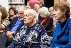 Iš Vytauto V. Landsbergio – žinia apie mamą: paspruko iš ligoninės