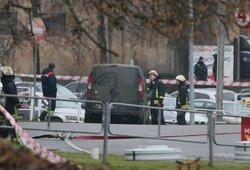 Vilniuje neeilinė avarija: iš degalinės veržėsi dujos, visos tarnybos – ant kojų