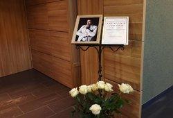 Druskininkuose – atsisveikinimas su Cololo: renkasi artimieji ir draugai