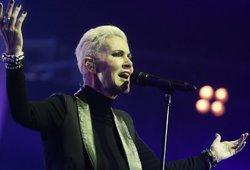 """Liūdna žinia: mirė legendinės grupės """"Roxette"""" vokalistė Fredriksson"""