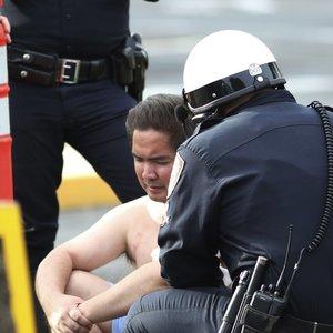 Perl Harboro karinėje bazėje Havajuose per šaudymą žuvo du žmonės