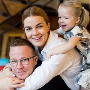 Kulvinskytė prakalbo apie šeimos pagausėjimą: to laukia visa šeima
