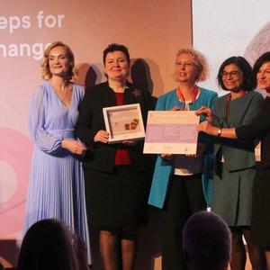 Vilniuje Pasaulinio neišnešiotų naujagimių forumo dalyviai pasirašė Raginimą veikti