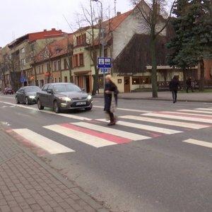 Policija surengė perėjų reidą: vairuotojai kaltina pėsčiuosius