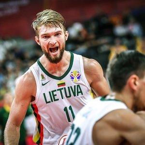 Paskelbtas geriausias Lietuvos krepšininkas