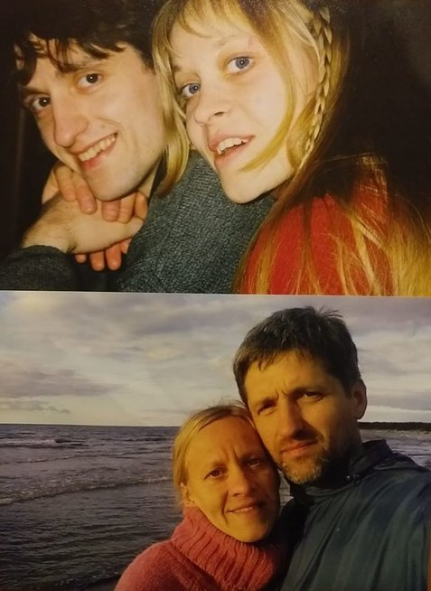 Eglė ir Gintaras Kručinskai susipažino prieš 30 metų