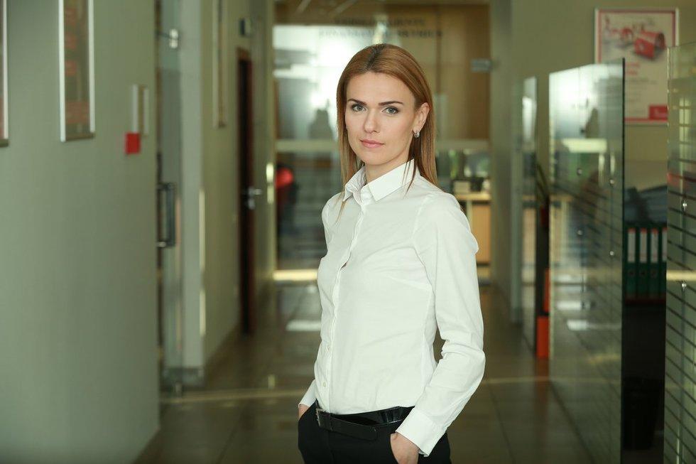Giedrė Kubiliūnienė (nuotr. Organizatorių)
