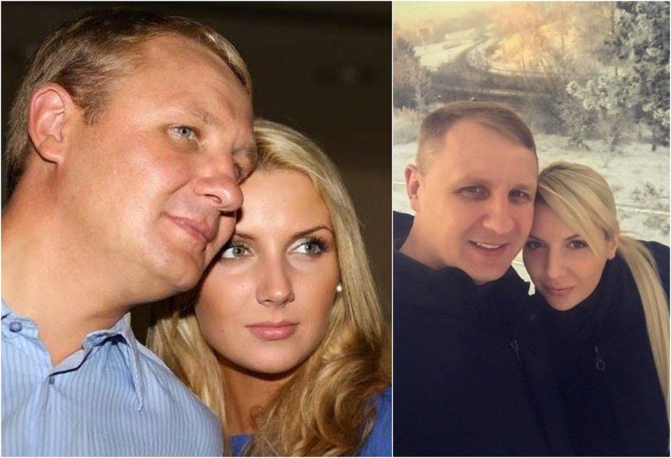 Andrius ir Monika Šedžiai (tv3.lt fotomontažas)