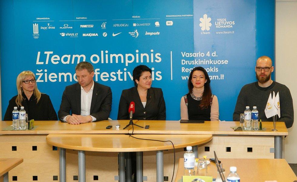 2018 ir 2020 metų olimpines žaidynes transliuos TV3 televizija (nuotr. Tv3.lt/Ruslano Kondratjevo)