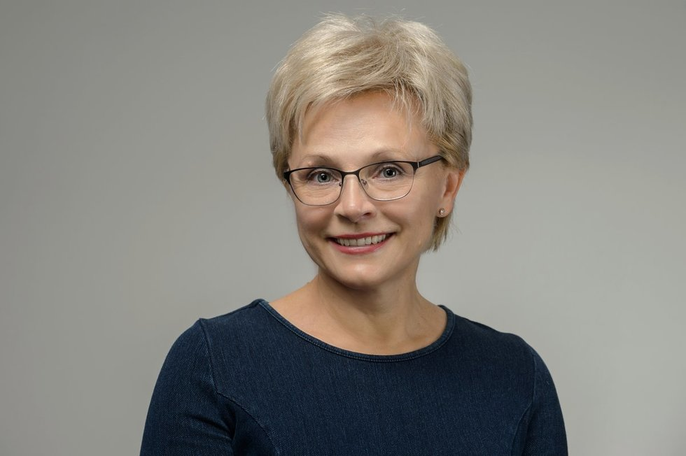 Irena Haase (nuotr. asm. archyvo)