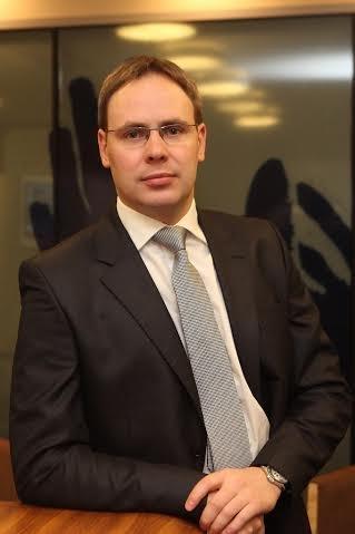 """""""Energijos skirstymo operatoriaus"""" (ESO) valdybos narys bei Finansų ir administravo tarnybos direktorius Augustas Dragūnas (nuotr. asm. archyvo)"""