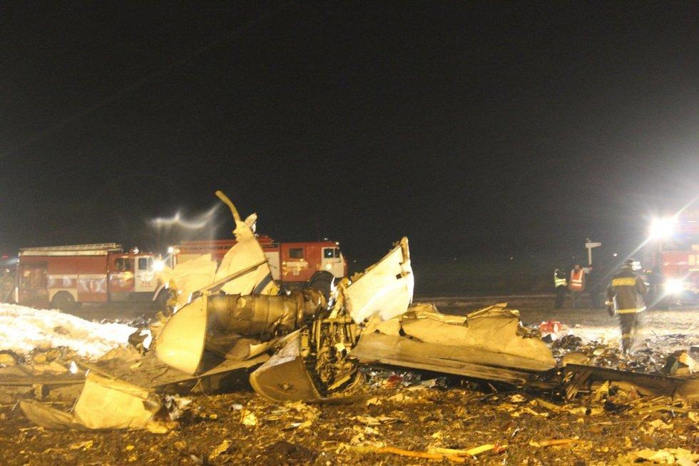 Katastrofa Kazanėje 2013-aisiais