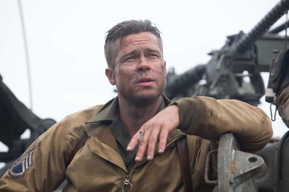 Bradas Pittas (nuotr. Vida Press)