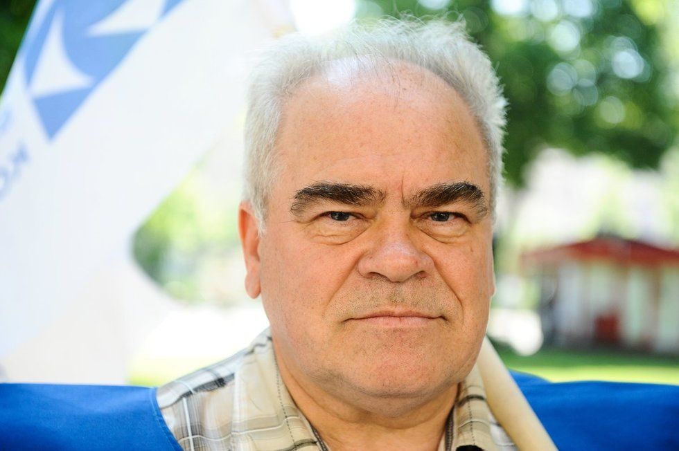 Juozas Neverauskas (nuotr. Fotodiena.lt)