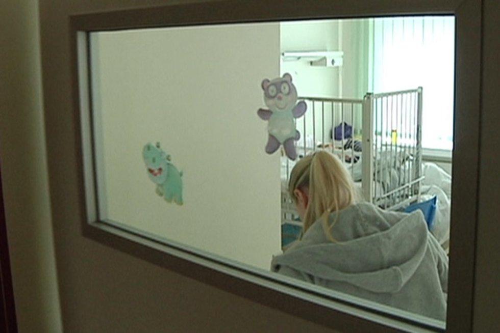 Vaikų ligoninė (nuotr. TV3)