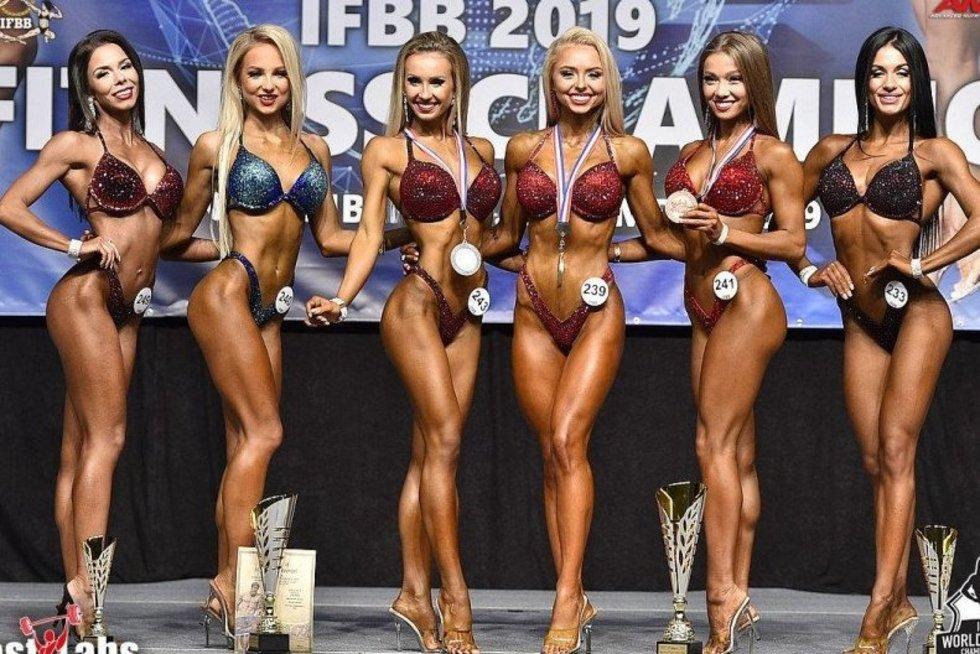 Varžybos vyko Bratislavoje (nuotr. Organizatorių)