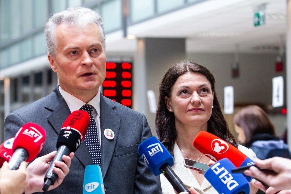 Ekonomistas patvirtino referendume dėl dvigubos pilietybės išplėtimo balsavęs už ir prieš referendume dėl mažesnio Seimo. (Paulius Peleckis/Fotobankas)