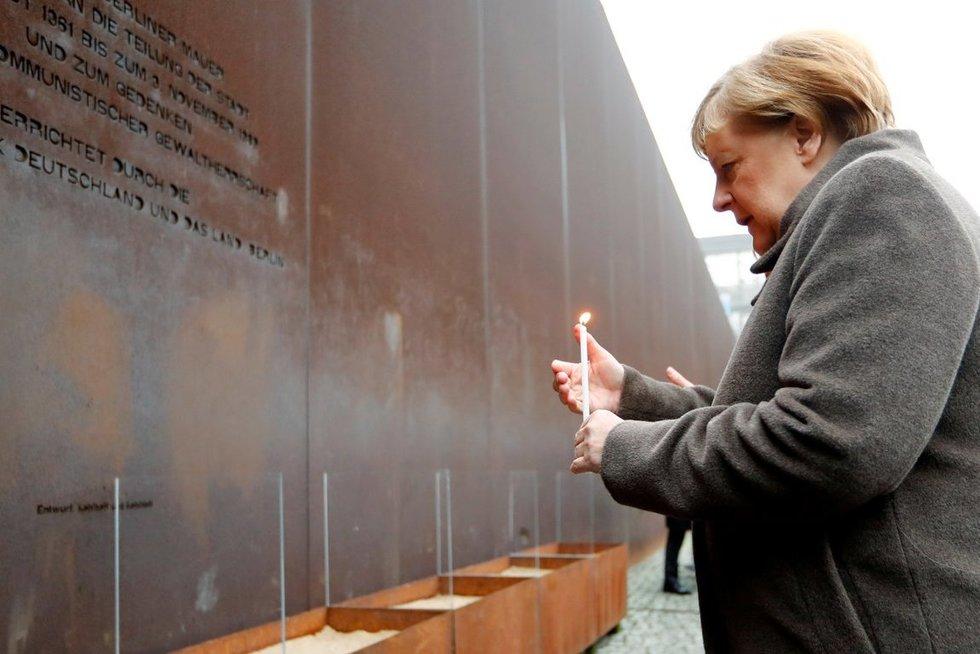 A. Merkel (nuotr. SCANPIX)