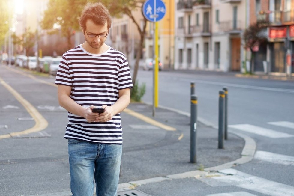 Mobilusis telefonas (nuotr. Fotolia.com)