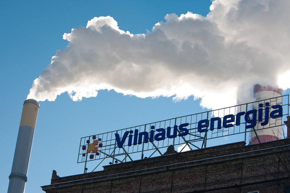 Vilniaus energija (nuotr. fotobankas.lt)