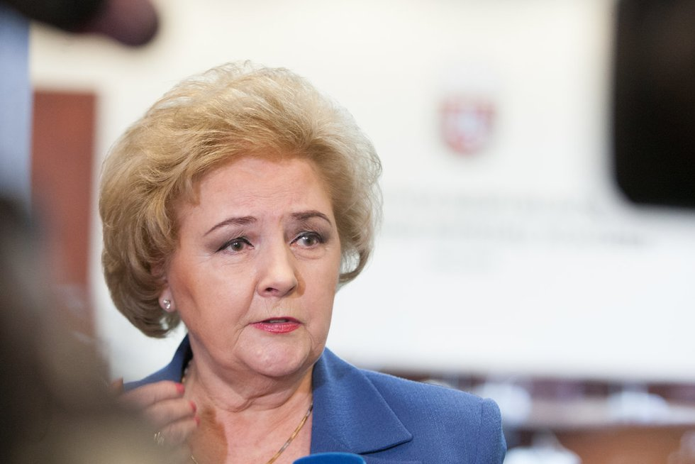 Kristina Brazauskienė (nuotr. Fotodiena.lt)