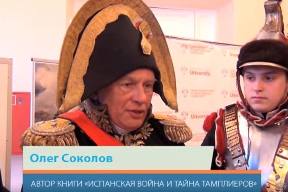Profesorius O. Sokolovas (nuotr. SCANPIX)