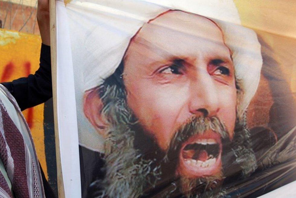 Nimras al-Nimras (nuotr. SCANPIX)