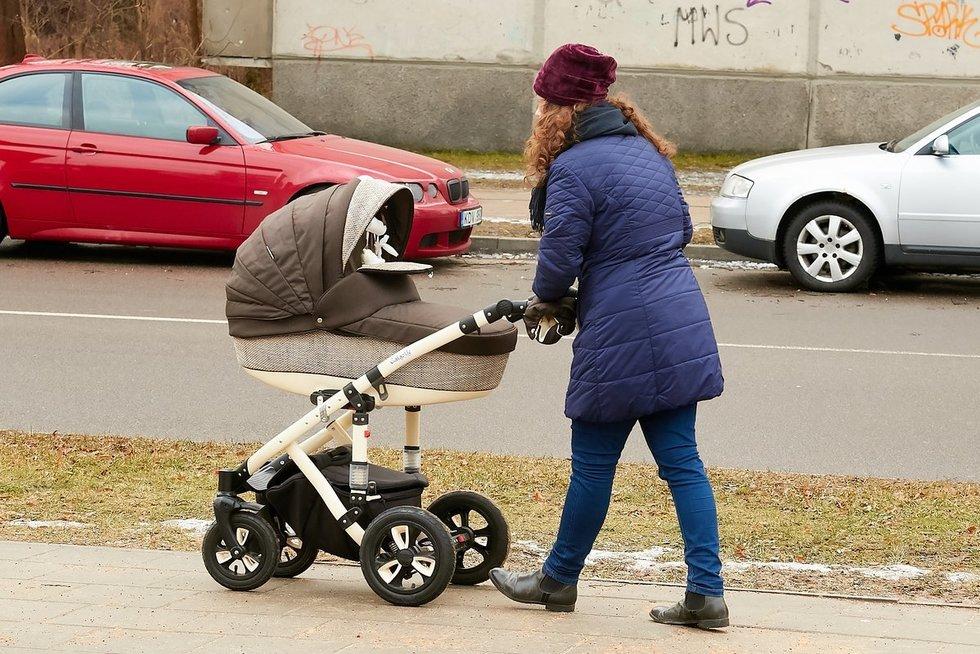 Mama (nuotr. Tv3.lt/Ruslano Kondratjevo)