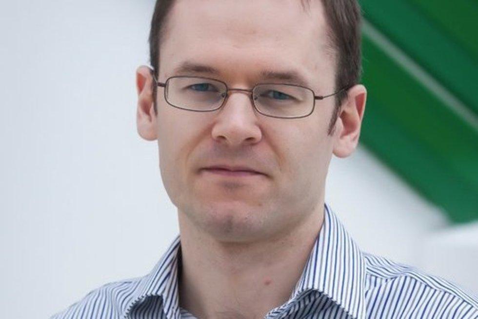 Tomas Šiaudvytis, Lietuvos banko Makroekonomikos ir prognozavimo skyriaus vyresnysis ekonomistas (nuotr. asm. archyvo)