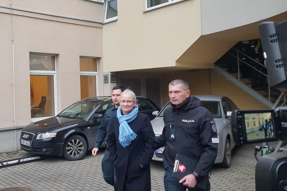 Neringa Venckienė (nuotr. TV3)