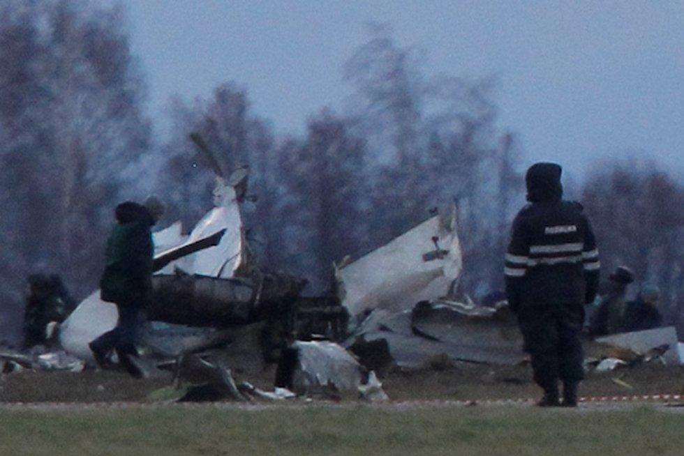 Katastrofa Kazanėje 2013-aisiais (nuotr. SCANPIX)