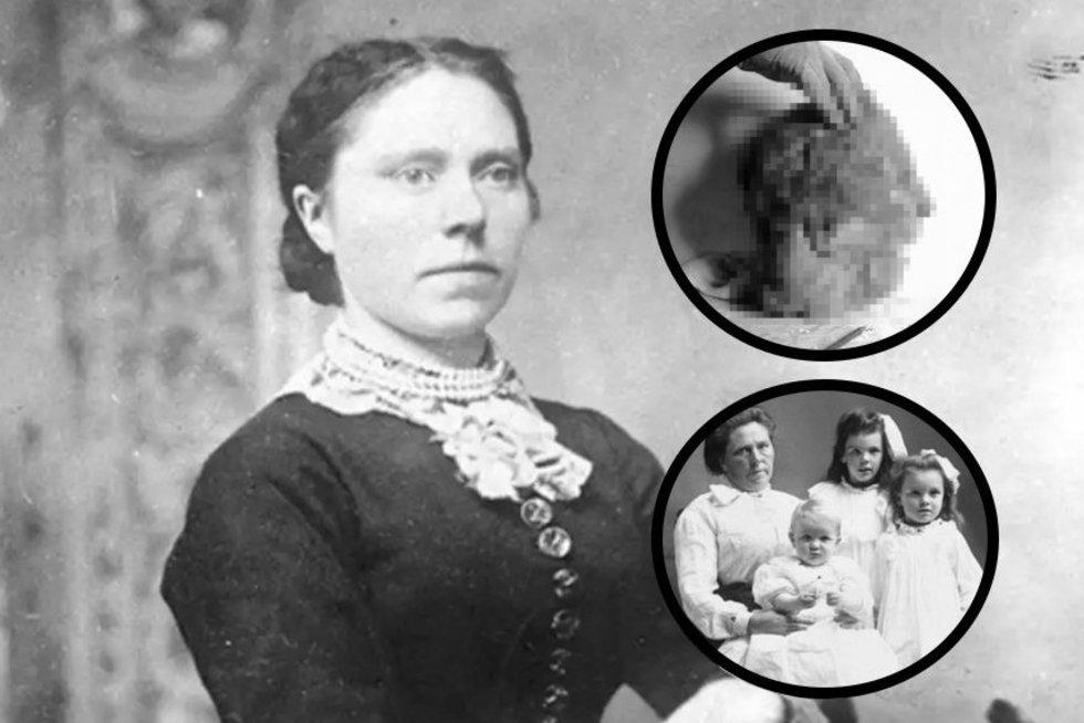 """""""Juodosios našlės"""" legenda. Dešimtis jaunikių sušėrė kiaulėms ir paslaptingai dingo (nuotr. Murderpedia ir Youtube) (nuotr. Gamintojo)"""