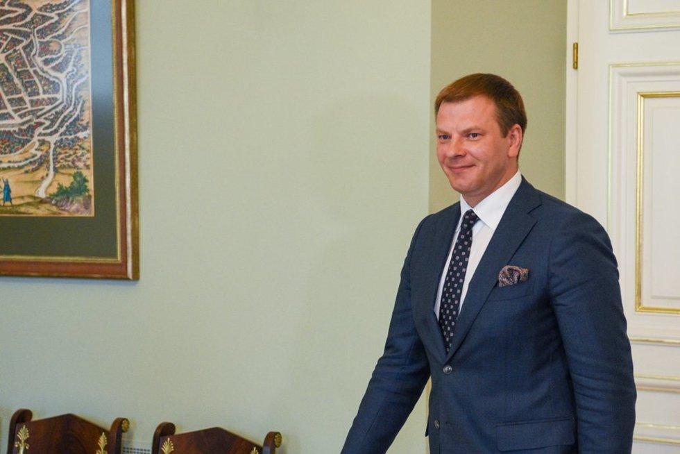 Vilius Šapoka (nuotr. Fotodiena/Justino Auškelio)